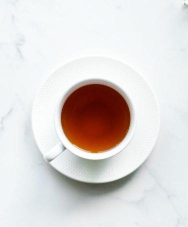 theekopje zonder theeaanslag